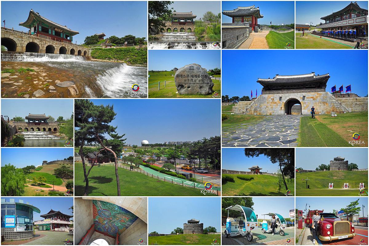 ฮวาซอง Hwaseong Fortress
