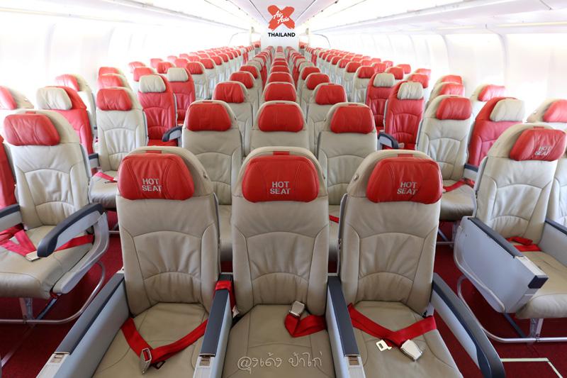 เที่ยวเกาหลี : รีวิว Thai AirAsiaX ใหม่กิ๊ก ดอนเมือง – อินชอน เกาหลีใต้ เริ่มบิน 17 มิถุนายน 2557 นี้