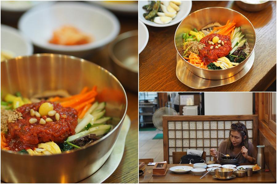 ข้าวยำเกาหลี จอนจู
