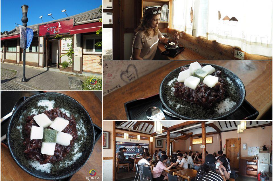 Grandma's Best บิงซูแบบดั้งเดิม ที่อร่อยที่สุดในจอนจู