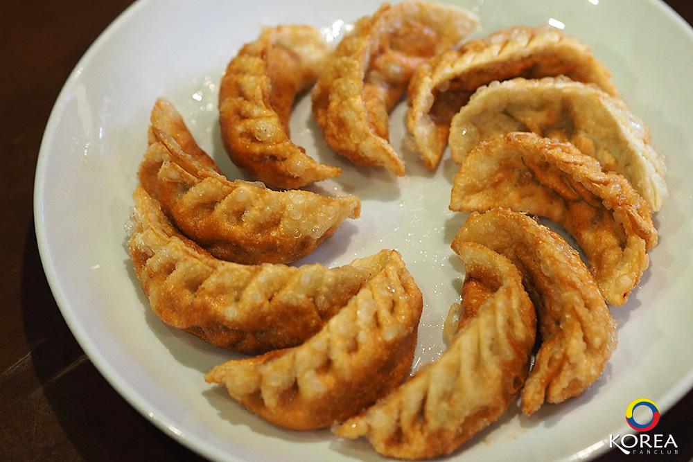 Mandabok Pan Fired Dumpling
