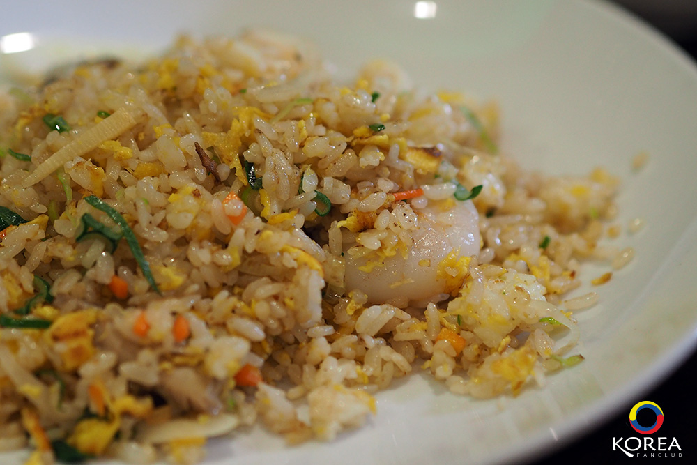 Mandabok Shrimp Fried Rice