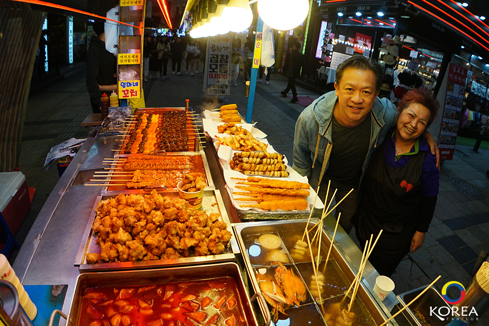 ซูวอน เกาหลี ลุงเด้งป้าไก่