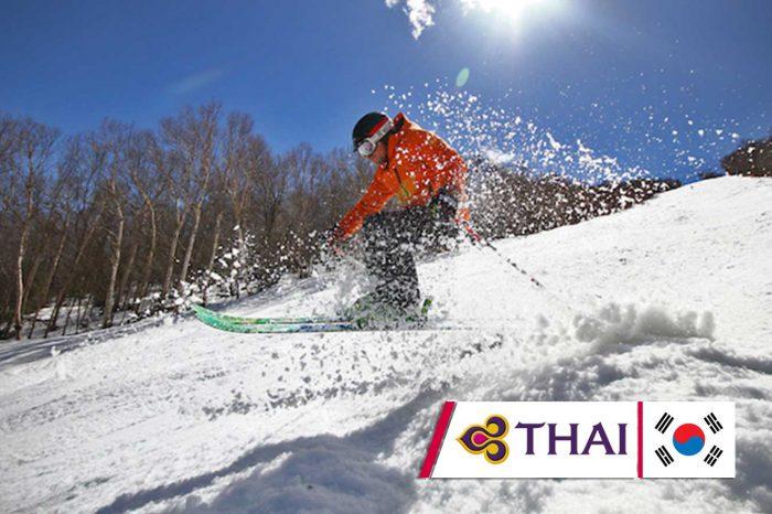 ทัวร์เกาหลี The Best Time Ski Resort (ธ.ค.61)