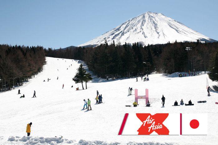 ทัวร์ญี่ปุ่น Tokyo Strong Happy New Year (ธ.ค. 61)
