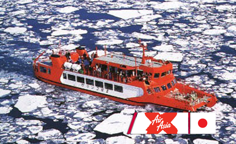 ทัวร์ญี่ปุ่น Ice Breaker Hokkaido (ม.ค.61-มี.ค.62)