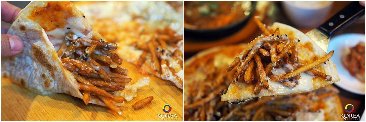 รีวิวร้านอาหาร ดงซองโน