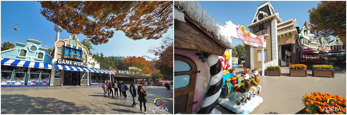 สวนสนุก เมืองแดกู