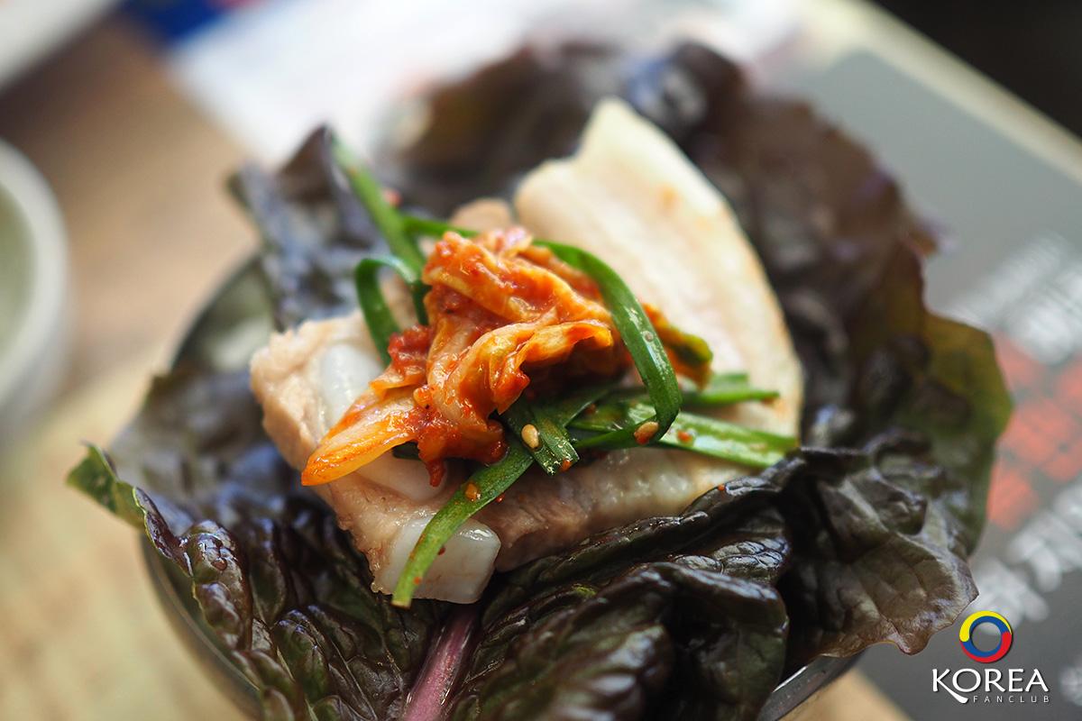 ข้าวต้มหมู แฮอุนแด