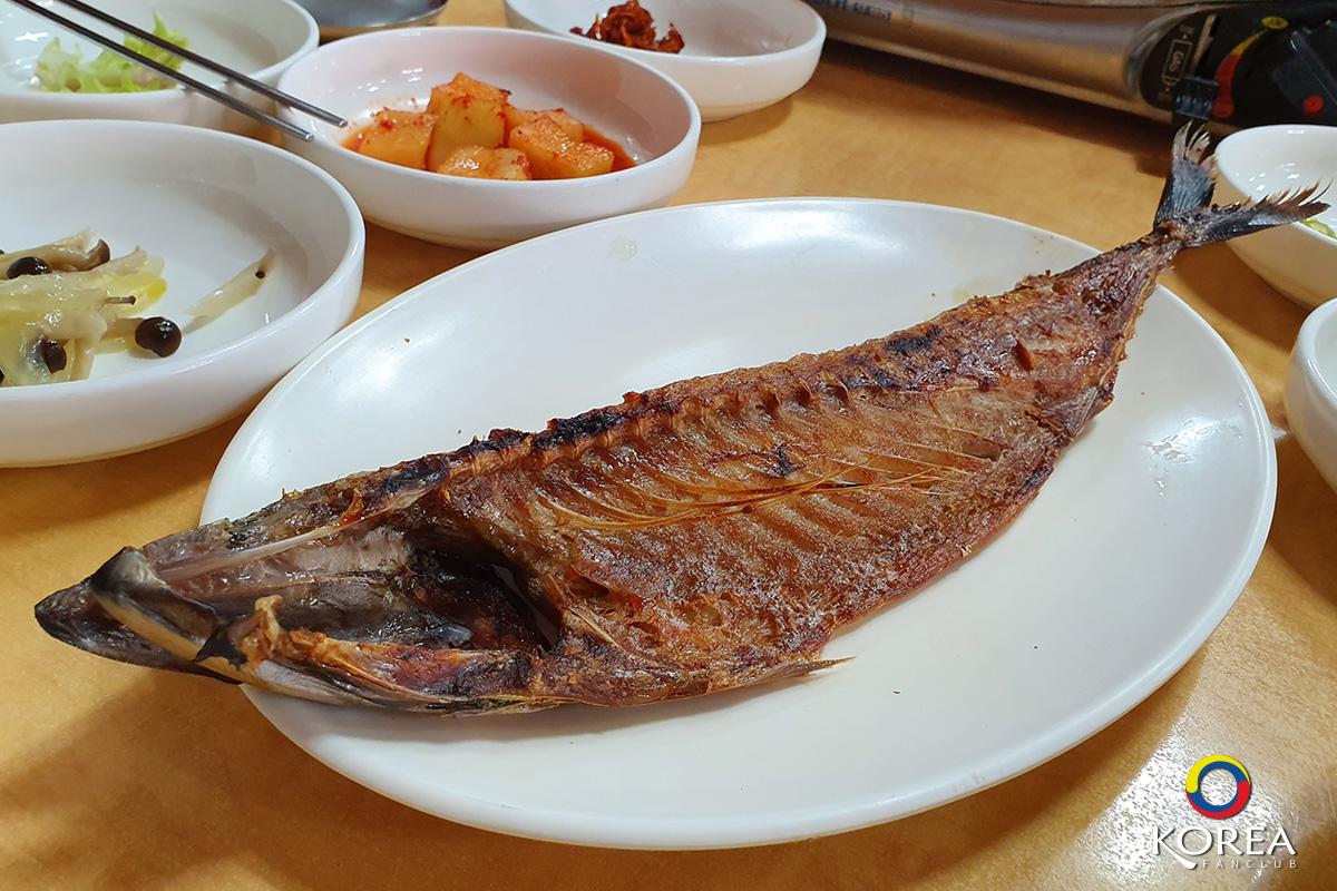 ปลาแมกเคอเรลหมักเกลือ
