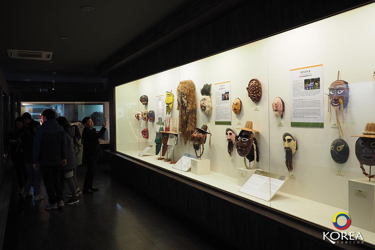 พิพิพิธภัณฑ์หน้ากาก ฮาฮเว
