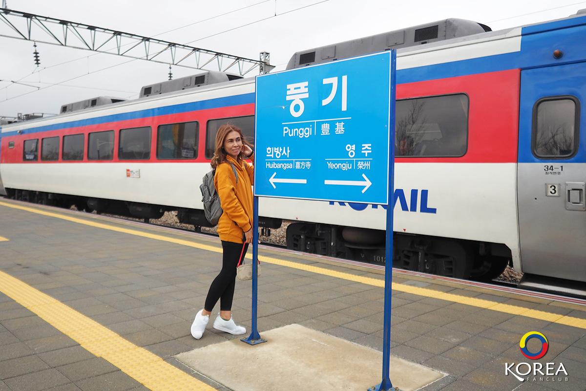 สถานี Punggi