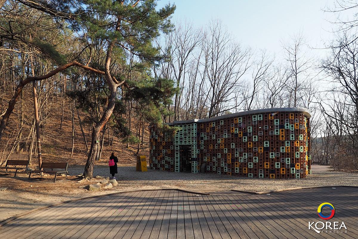 จุดถ่ายรูป Anyang Art Park