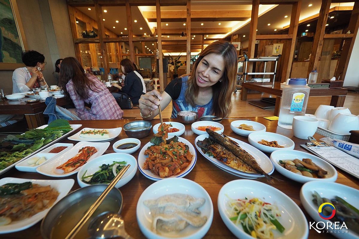 ร้านอาหาร ควางจู
