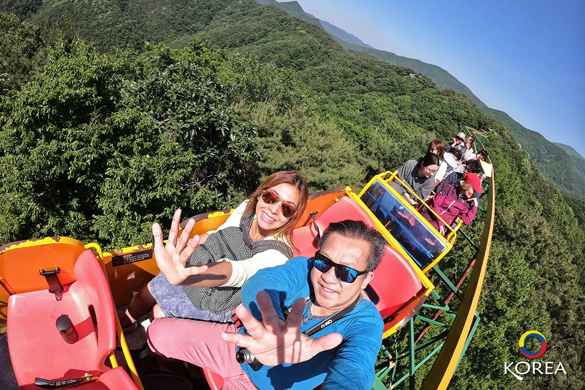 รถราง Mudeungsan Monorail