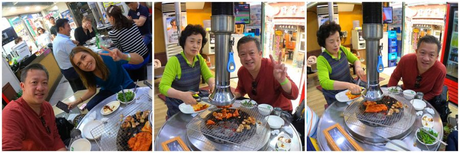 Myeongdong Dakgalbi Street