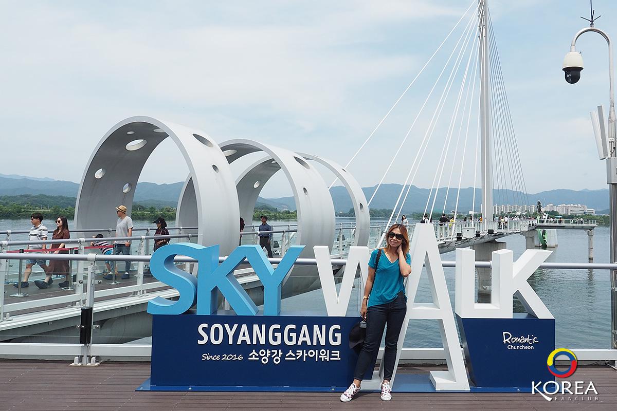 Soyanggang Sky Walk