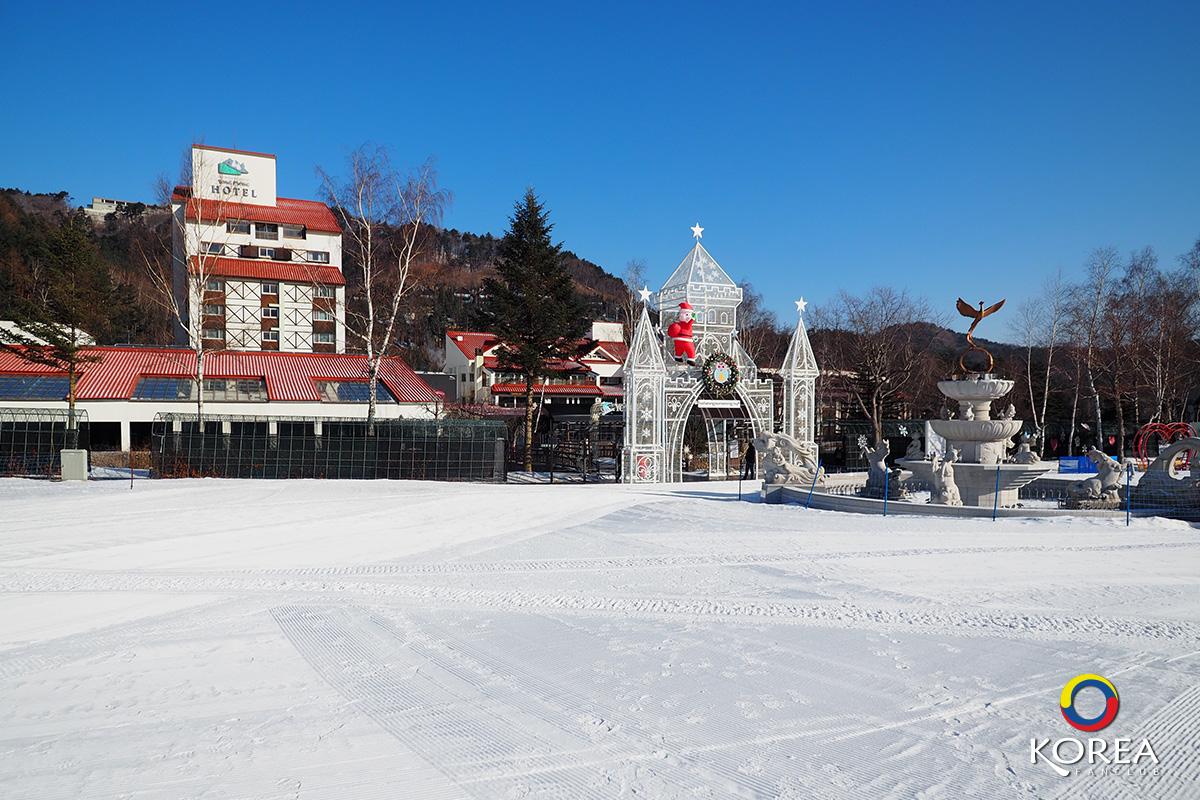 รีวิว Yongpyong Ski Resort