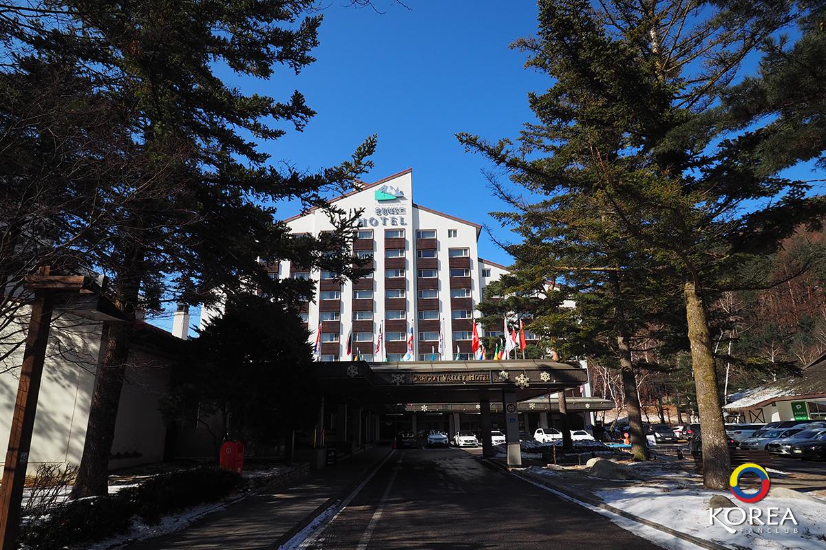 ยงเพียง สกีรีสอร์ท Dragon Valley Hotel