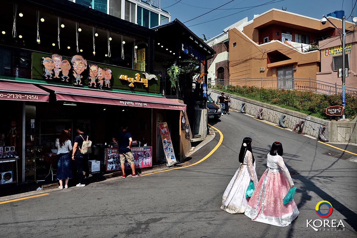 หมู่บ้านวัฒนธรรมคัมชอน