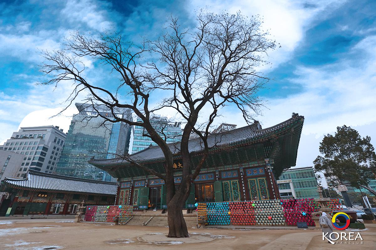 วัดโชกเยซา : Jogyesa Temple