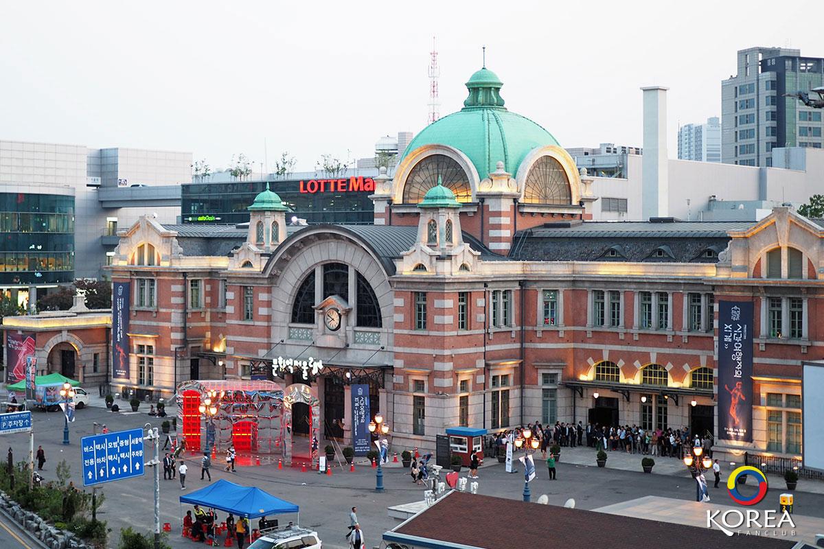 ศาลาว่าการกรุงโซล : Seoul City Hall