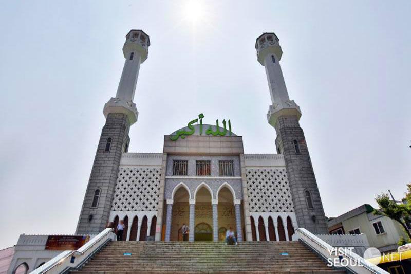 สุเหร่ากลาง กรุงโซล : Seoul Central Mosque