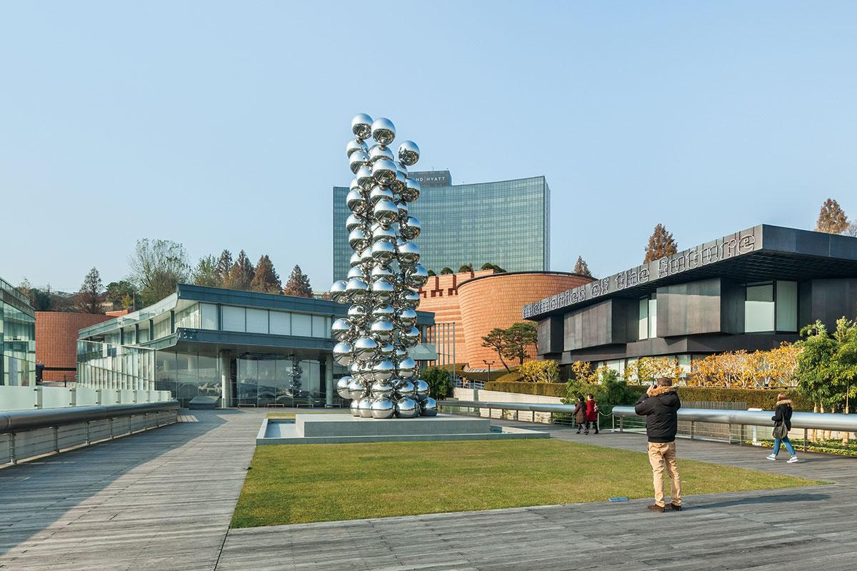 ลีอุม พิพิธภัณฑ์ ศิลปะ ซัมซุง : Leeum, Samsung  Museum of Art