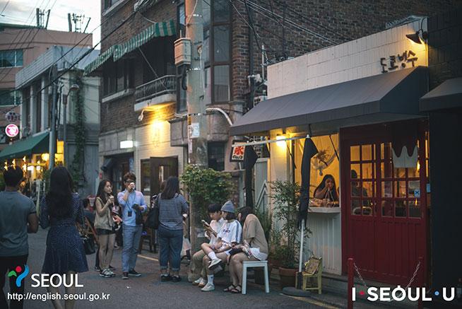 มังวอนดง : Mangwon-dong