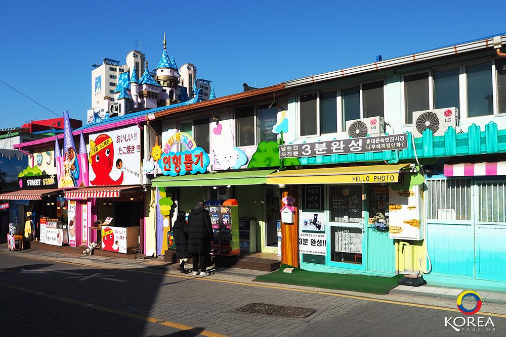 หมู่บ้านเทพนิยาย ซงวอลดง : Songwol-dong Fairy Tale Village