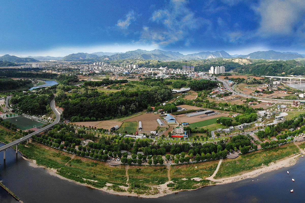 แม่น้ำฮันตันคัง (Hantangang Tourist Area)