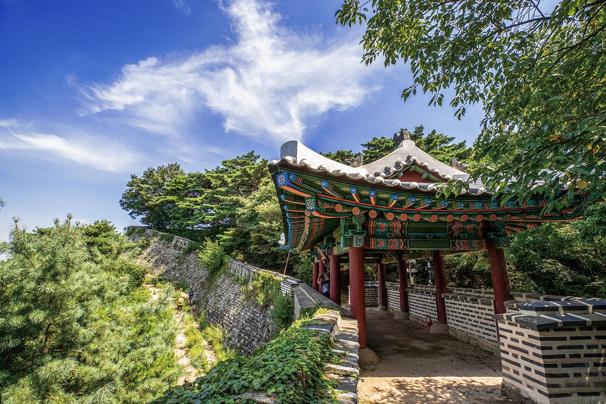 ป้อมปราการ นัมฮันซานซอง : Namhansanseong Fortress - เที่ยวเกาหลี |  Koreafanclub