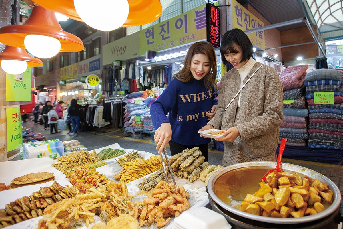 ตลาดซิงอี : Singi Market