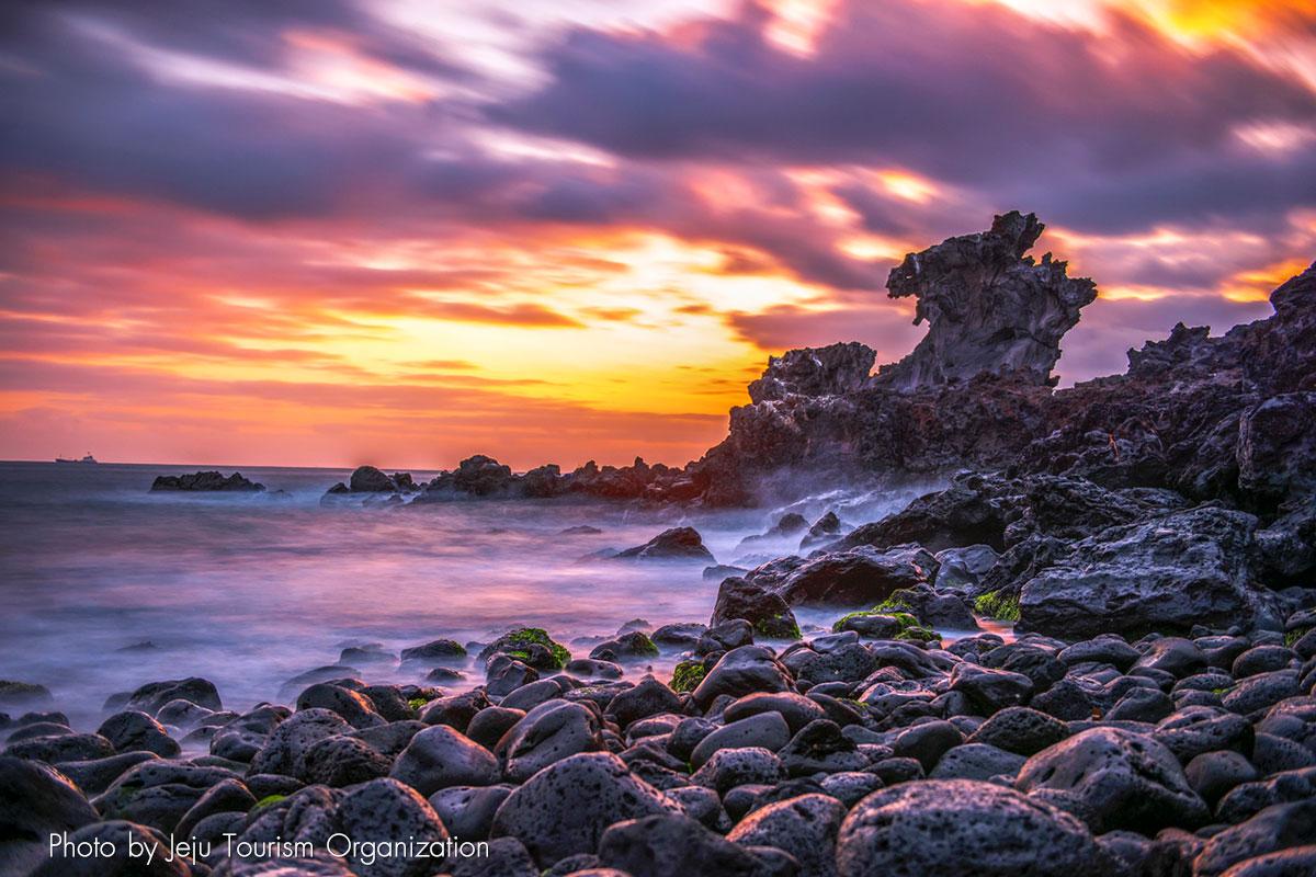 แท่นหินยงดูอัม : Yongduam Rock