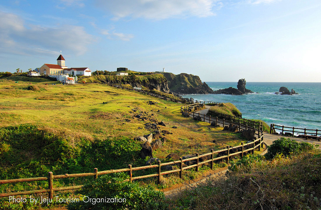 แหลมซอพจิโกจิ : Cape Seopjikoji