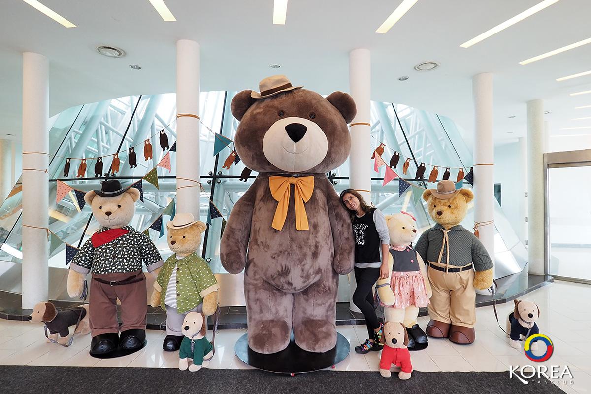 พิพิธภณฑ์ตุ๊กตาหมีเท็ดดี้แบร์ (Teddy Bear Museum)