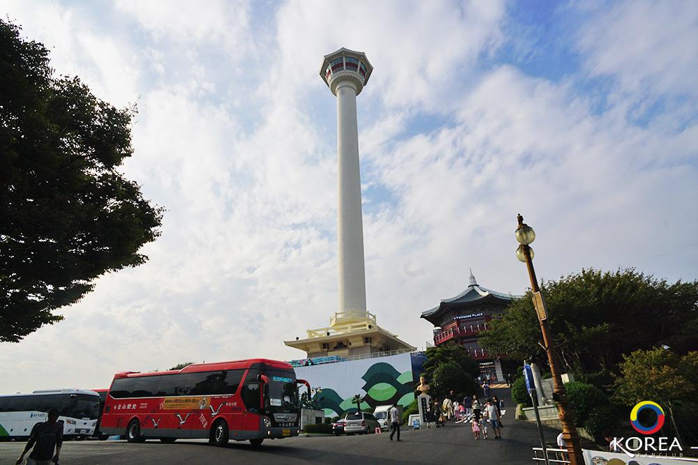 หอคอยปูซาน : Busan Tower