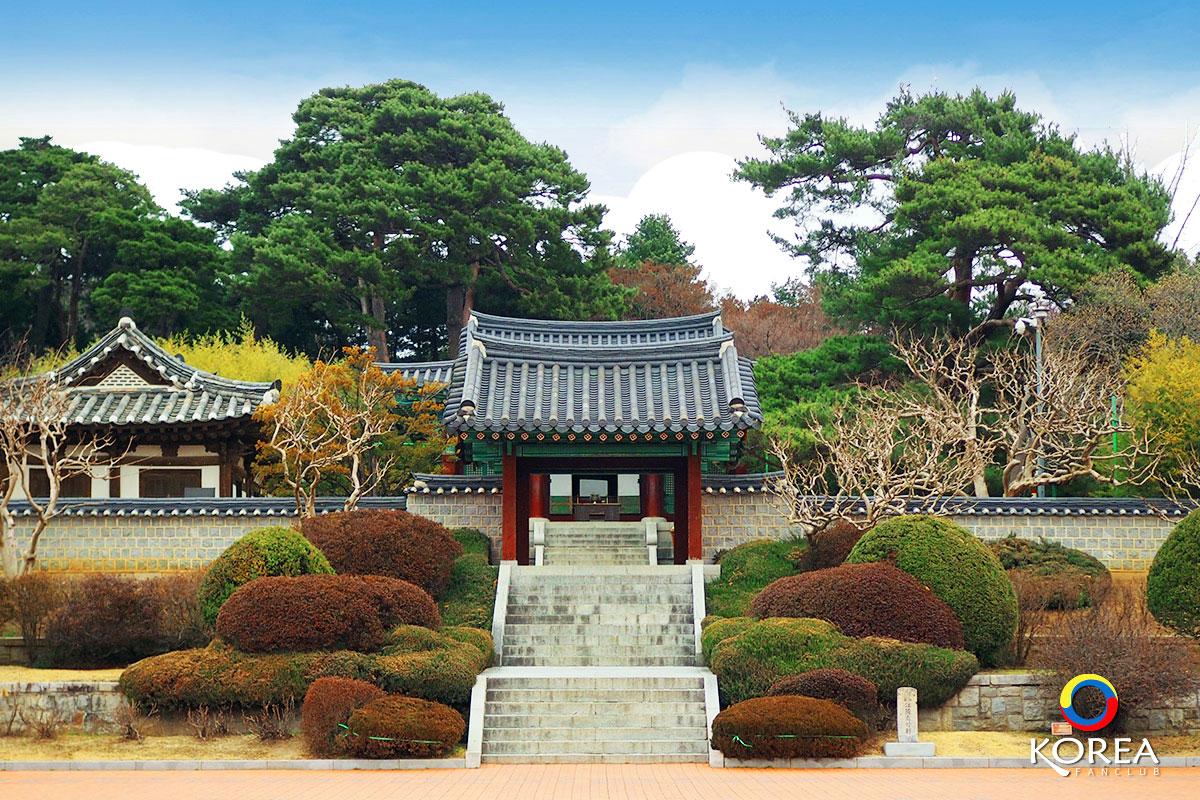 โอจุกฮอน : Ojukheon & Municipal Museum