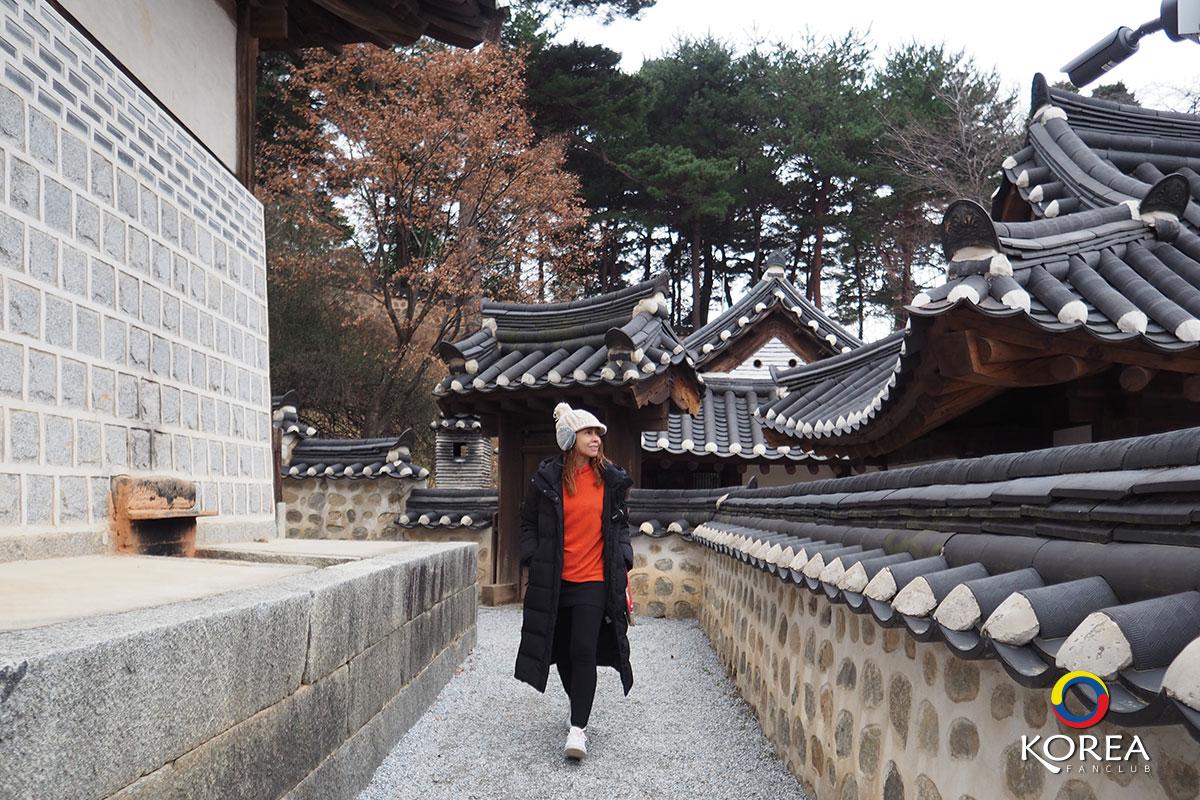 บ้านซอนกโยจัง : Seongyojang House