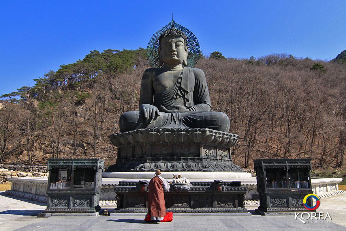 วัดซินฮึงซา : Sinheungsa Temple