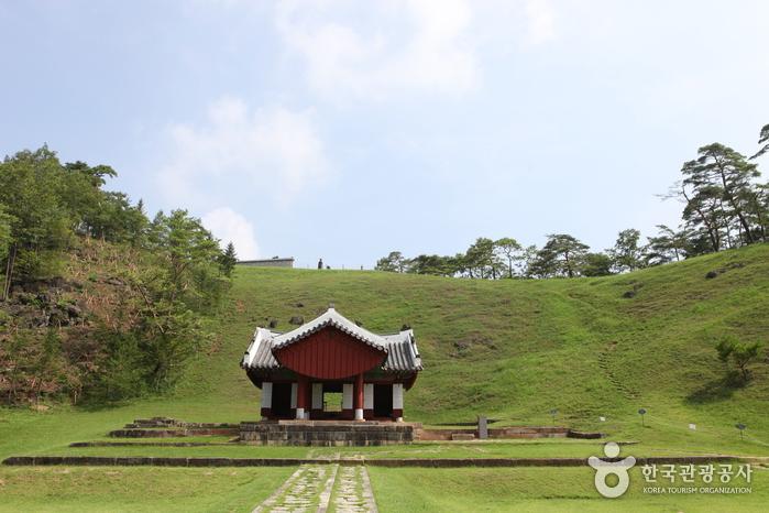 Jangneung Royal Tomb : สุสานหลวง จางนึง
