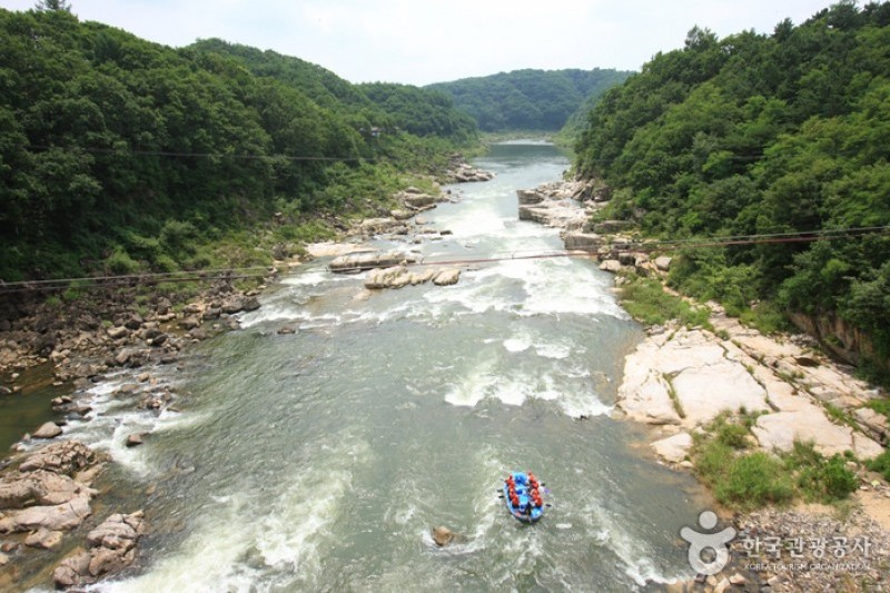 แม่น้ำฮันทันกัง : Hantangang River