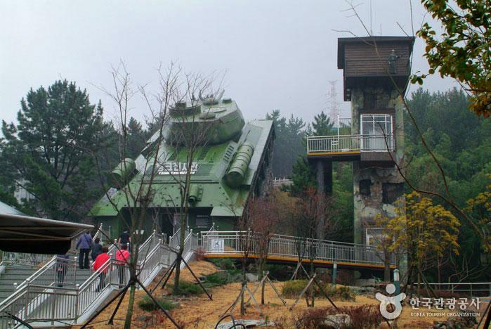 ค่ายกักกันเชลยสงคราม เกาะกอเจ : Geoje POW Camp